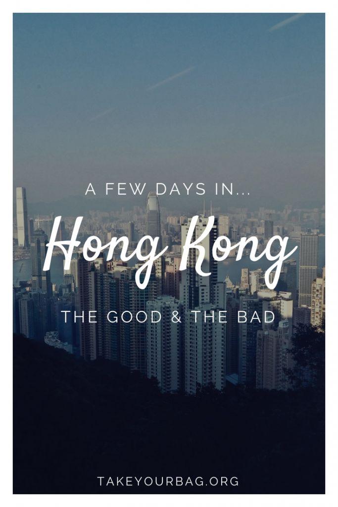 A few days in Hong Kong | What to do in Hong Kong | Where to eat in Hong Kong | Visit the Big Buddha in Hong Kong |Go to Victoria Peak in Hong Kong