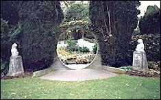 The Willow Pattern Garden