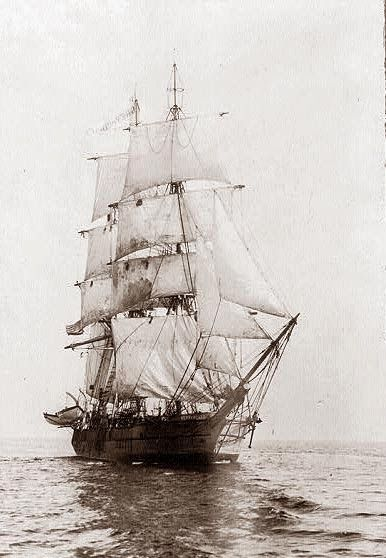 Old Picture of the Day: Whaling Ship