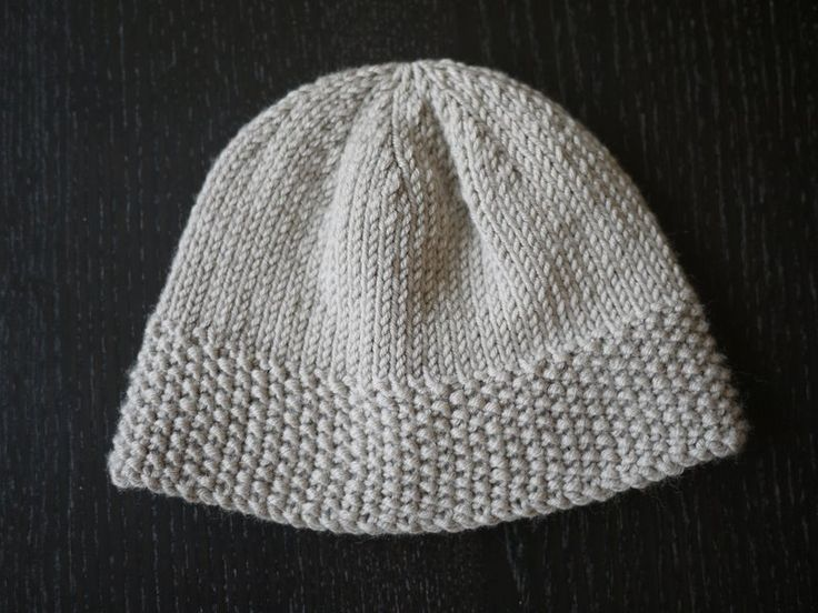 Baby Hat Patterns To Knit : The 58 best images about Knit: Baby on Pinterest Free pattern, Knit pattern...