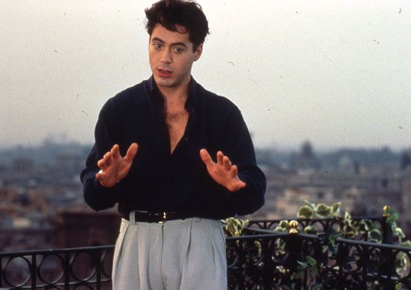 Robert Downey Jr ----Only You