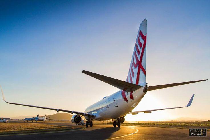 "Virgin Australia Boeing 737-8FE VH-VUC ""Peregian Beach"" at Townsville-International, circa January 2014. (Photo: Banks Photography)"