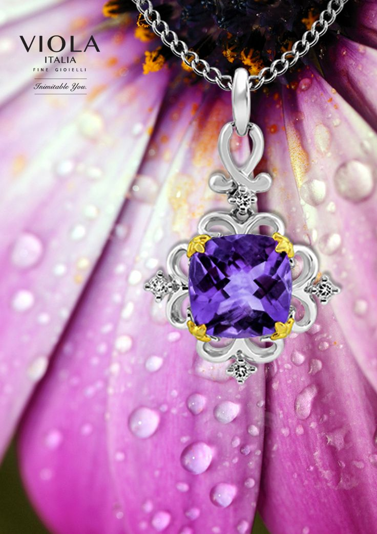 Purple draws out hidden knowledge in the mind, unlocks your perception. Highlighted in this pendant. #Purple #Pendant #MotherHood #Mothersday #Nature #Shoot #Photoshoot