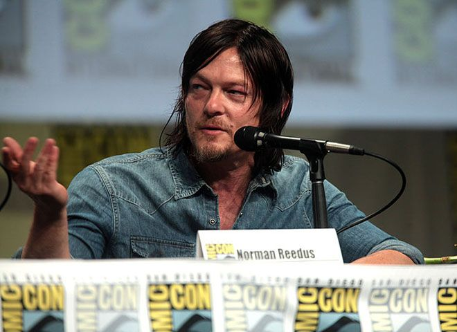 Could Norman Reedus join the 'Agents of S.H.I.E.L.D.' Season 5 cast as Johnny Blaze? The real-life Ghost Rider sure hopes so.