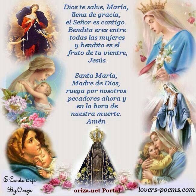 1000+ images about virgen maria on Pinterest | Blessed
