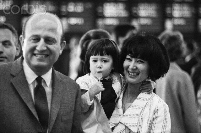 Yves Ciampi with Family