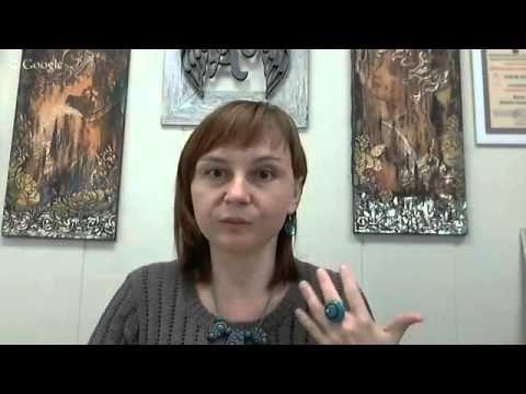 Университет декупажа Наталья Жукова 12 день - YouTube