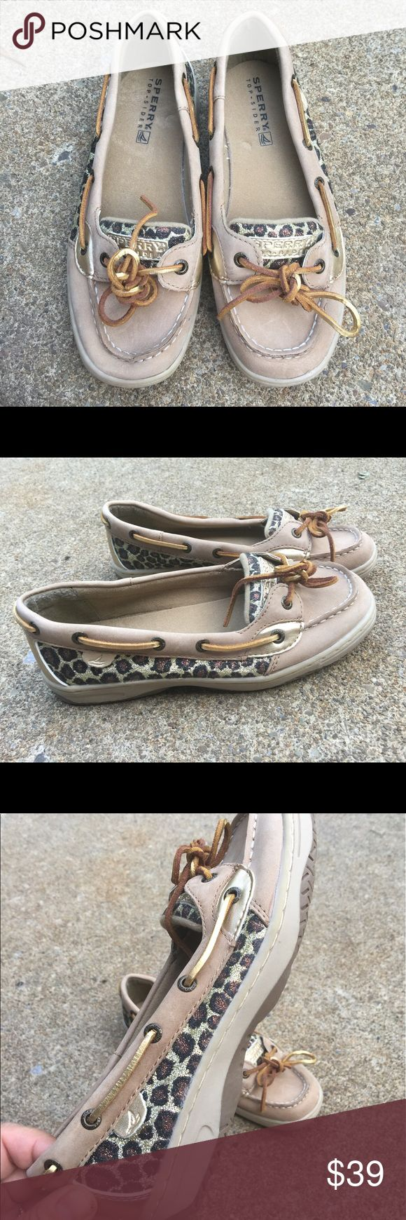 Youth Girls Sperry Top Sider Loafers 4M~NEW Youth Girls Sperry Top Sider Loafers 4M Sperry Top-Sider Shoes