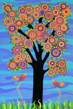 The Blessing Tree  Artist: Judd, Lisa Frances  Artwork title: The Blessing Tree  Price: $700