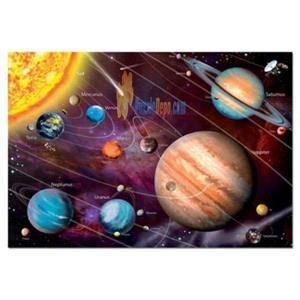 Educa 1000 Parça Puzzle Solar System Neon - Educa - EDU14461