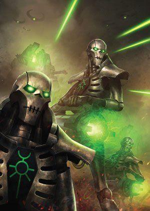 Dawn of war dark crusade necron guide