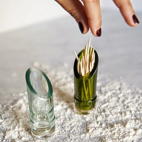 Agenda di Margherita: Come tagliare le bottiglie di vetro in modo semplice