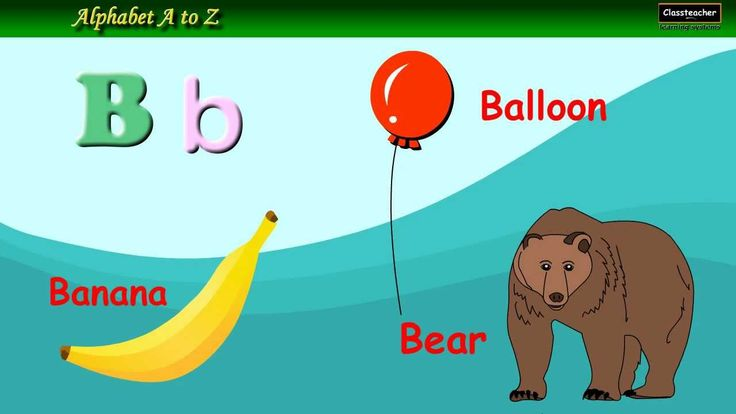 Understand A - Z with this amazing video. View this amazing alphabet song for kids, preschoolers, toddlers and kindergarten children.
