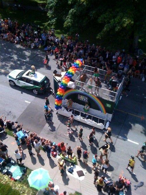 Pride Parade, 2013