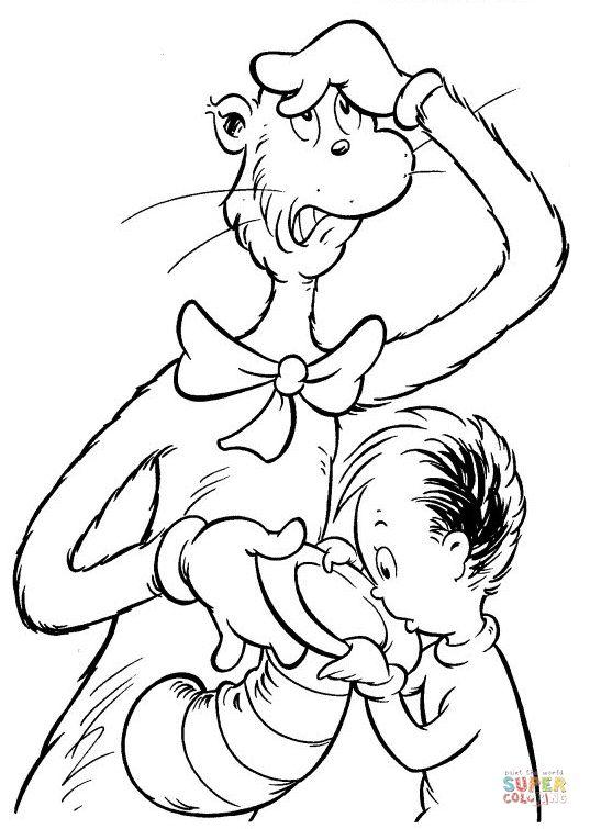 Wunderbar Dr Seuss Zeichen Malvorlagen Zum Ausdrucken Fotos - Ideen ...