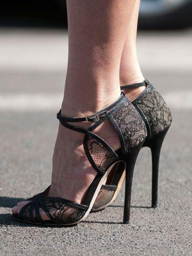 Fashion's World Capital: Jimmy Choo shoes