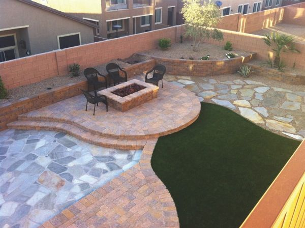Las Vegas Backyard Landscaping Designs