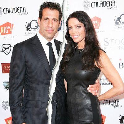 Former RHOBH Star Carlton Gebbia's Husband David Files For Divorce!
