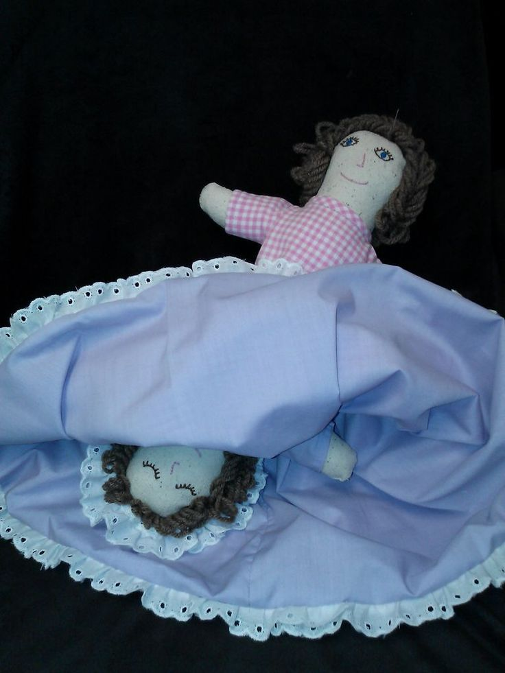 topsy turvy doll directions