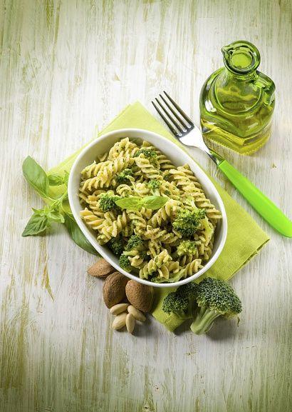 Паста с брокколи   Быстрый+рецепт,+вкусное+сочетание,+полезные+ингредиенты
