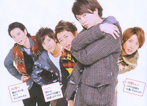 Arashi yo! <3