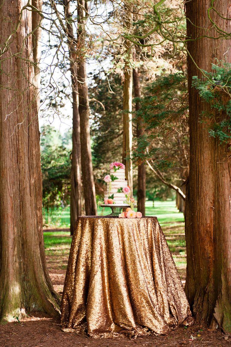 Secret Garden: Glamorous Secret Garden Inspiration