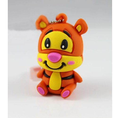 Cute Lovely Cartoon USB 20 Flash Drive 8GB Disney Tigger * For more information, visit image link.