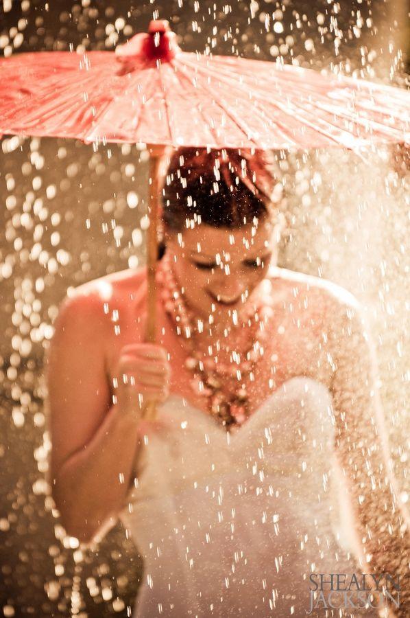 joy in the rain....
