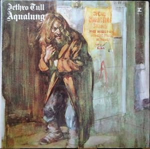 One of the two scariest album covers that scared me as a little kid!Jethro Tull - Aqualung (Vinyl, LP, Album) at Discogs