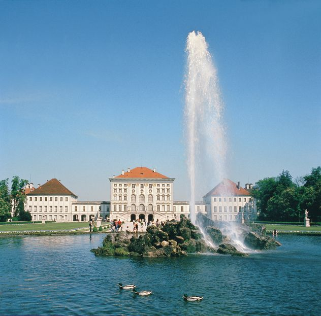 Nymphenburg Palace, Bavaria