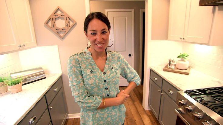 Joanna Gaines Teaches Us How To Make a Small Room Look Bigger