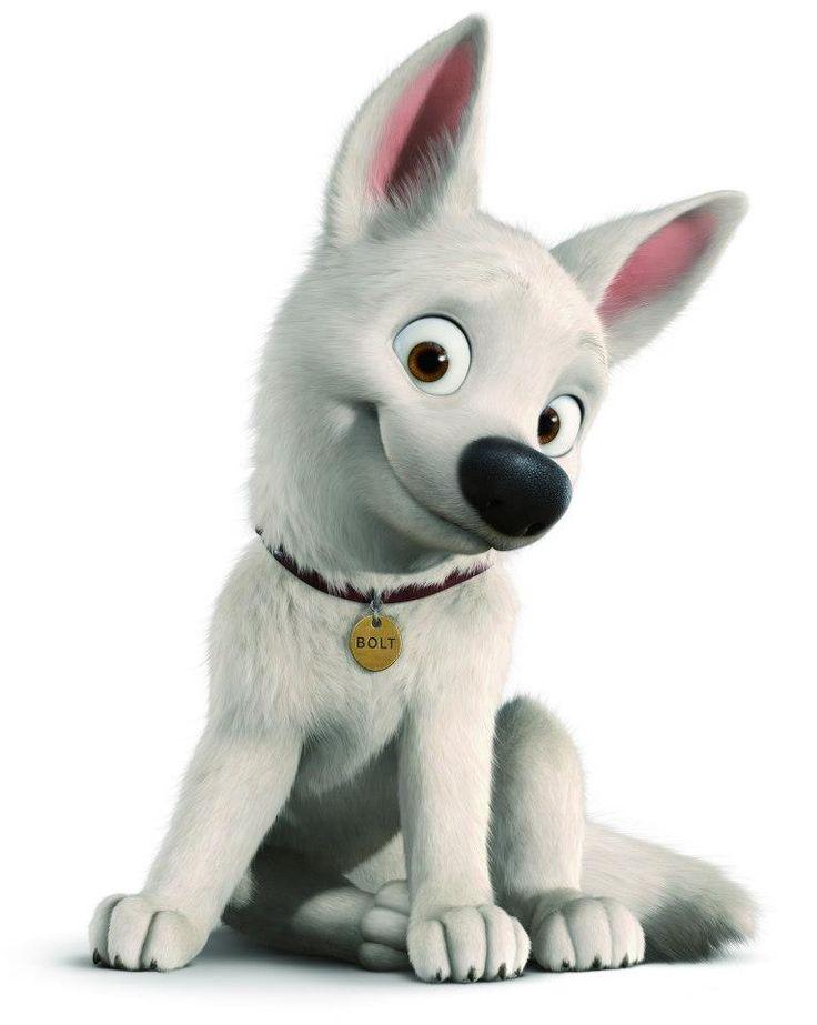 Bolt  Una de mis películas favoritas Disney.