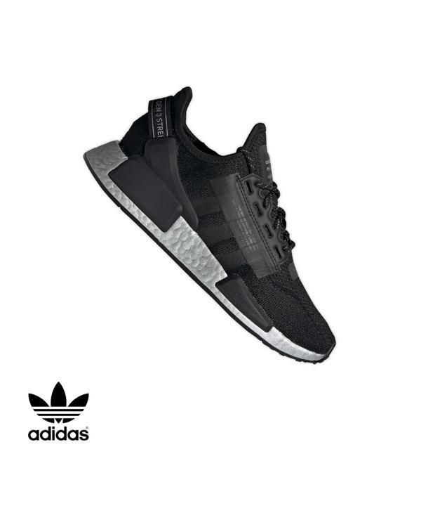 Adidas Nmd R1 V2 Black Women S Shoe Black Shoes Women Adidas