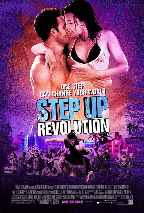 Step Up: Revolution (Step Up 4: Miami Heat)