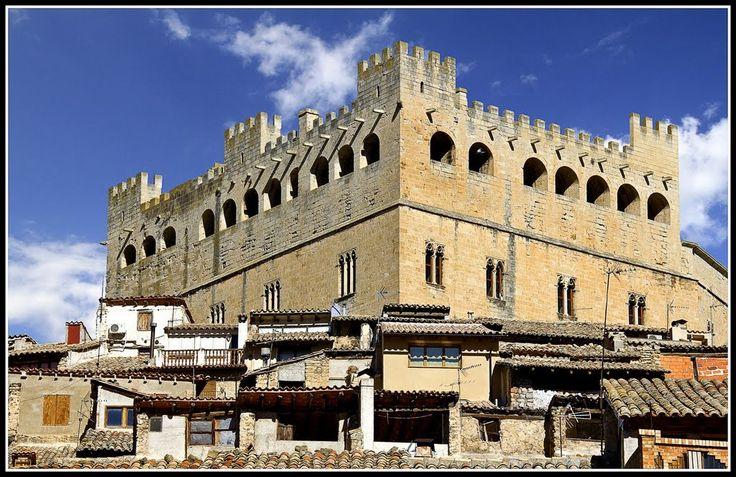 Castillo de Valderrobres (Valderrobres) - Teruel