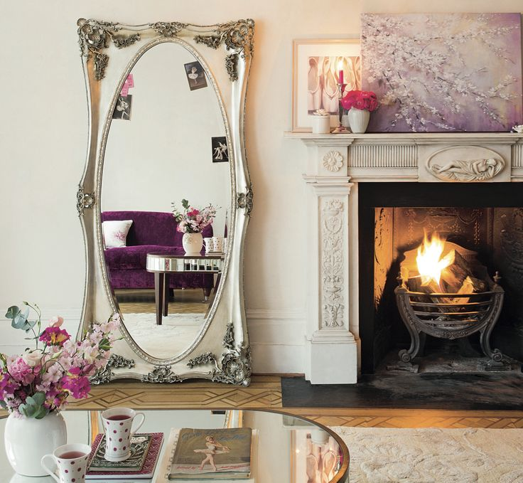 Painterly Floral / A/W 2014 / Laura Ashley / Home
