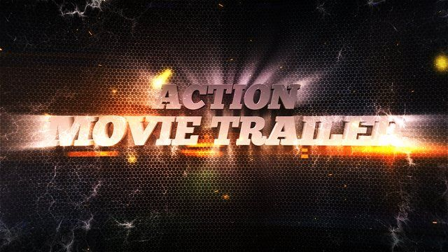 This project very useful to promote your Movie Events or any kind of your presentation with particle effect and grunge style, you can use this project for any kind of your video production.  Project available here: http://videohive.net/item/action-movie-trailer/9985355