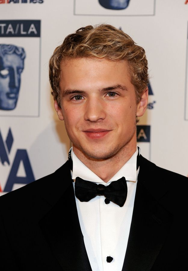 He can rock an adorable lil bowtie. | Freddie Stroma Is Officially The Hottest Former Quidditch Player Of All Time