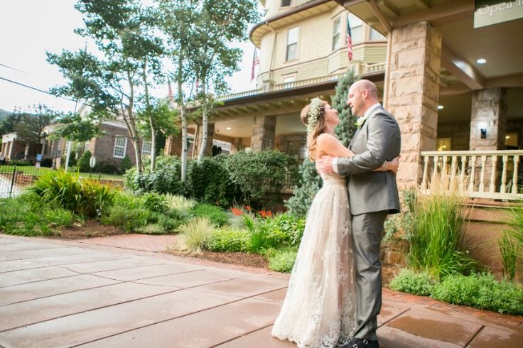 Intimate Colorado Wedding at The Cliff House at Pikes Peak - My Hotel Wedding (Kristina Lynn Photography & Design)