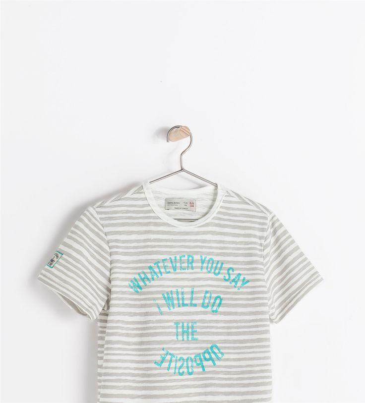 Cool shirt van Zara