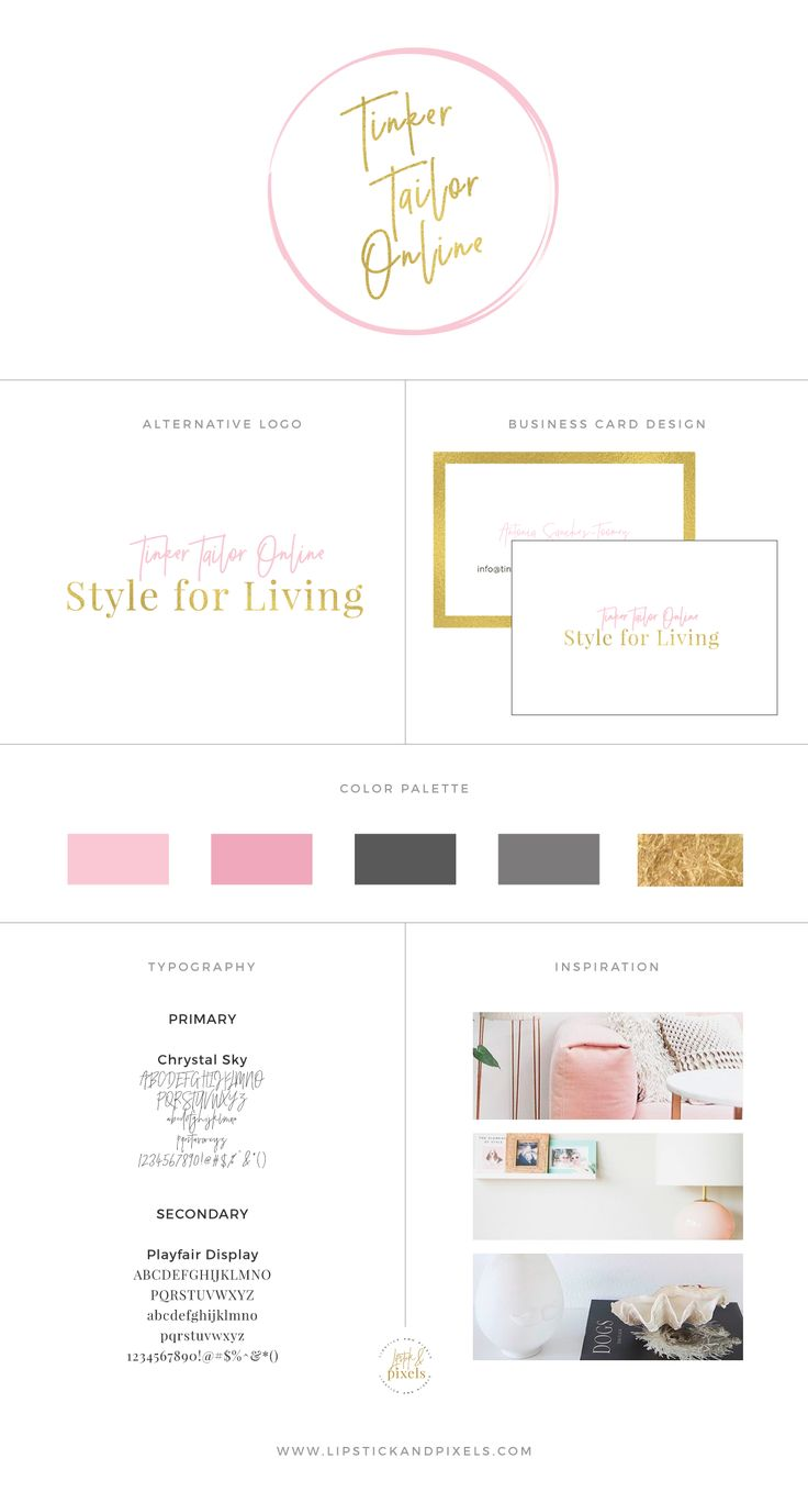 Diseño de marca personalizada // Portafolio   – Logo Design