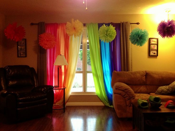 Best 25+ Rainbow Bedroom Ideas On Pinterest