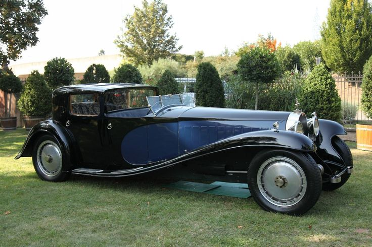 Car - 1931 Bugatti type 41 Royale Maintenance/restoration of old/vintage vehicles: the material for new cogs/casters/gears/pads could be cast polyamide which I (Cast polyamide) can produce. My contact: tatjana.alic@windowslive.com