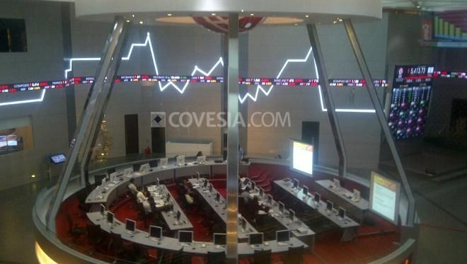 Covesia.com - Pergerakan Indeks Harga Saham Gabungan (IHSG) di Bursa Efek Indonesia (BEI) Kamis (23/4/2015) mengalami tren penguatan. IHSG naik 2,86 poin atau...