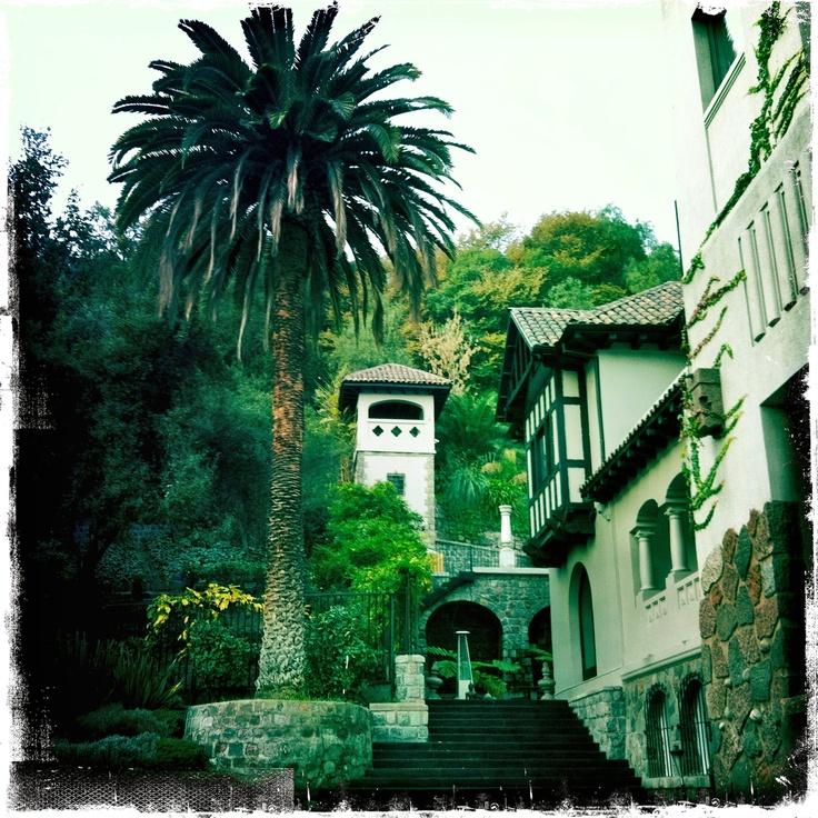 The Aubrey hotel .....santiago Chile.....sensational!!!