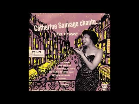 ▶ Michel Legrand Orchestra - Les Amoureux du Havre - Featuring Catherine Sauvage - YouTube