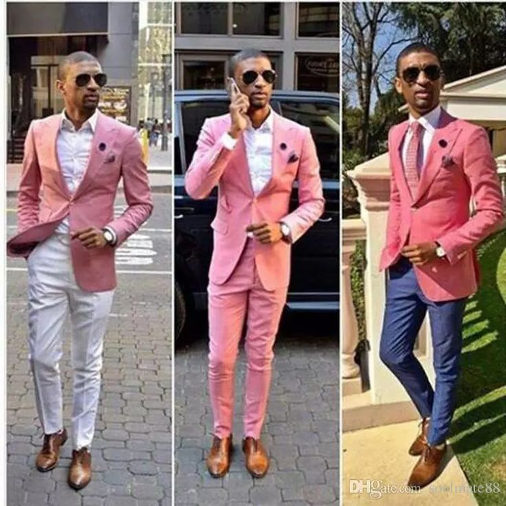 Pink And White Wedding Tux: 17 Best Ideas About Prom Tuxedo On Pinterest