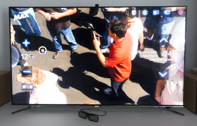 Samsung Smart TV F8000