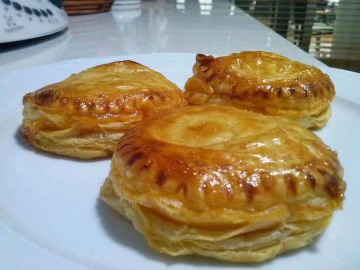 La Cocina De Sole: PASTELITOS DE HOJALDRE CON CARNE
