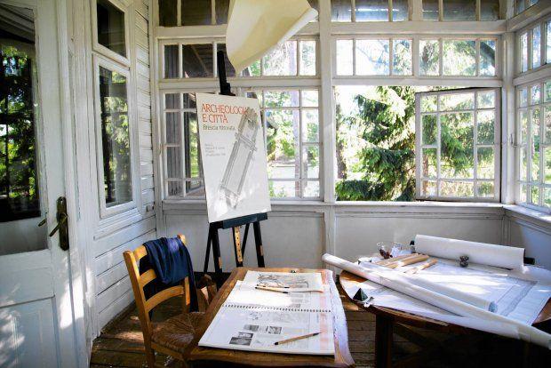 Zdjęcie numer 9 w galerii - Zaglądamy do drewnianej willi w stylu świdermajer